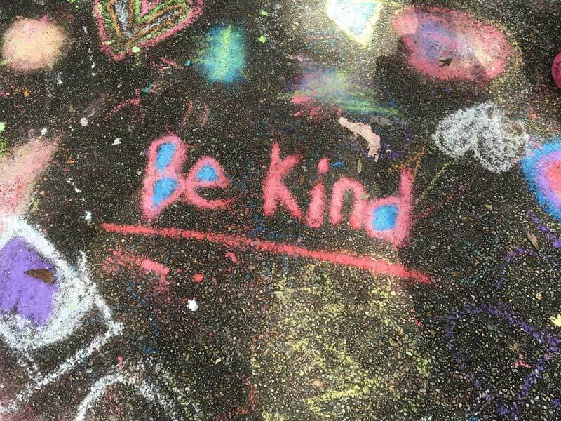 Be Kind Drawing