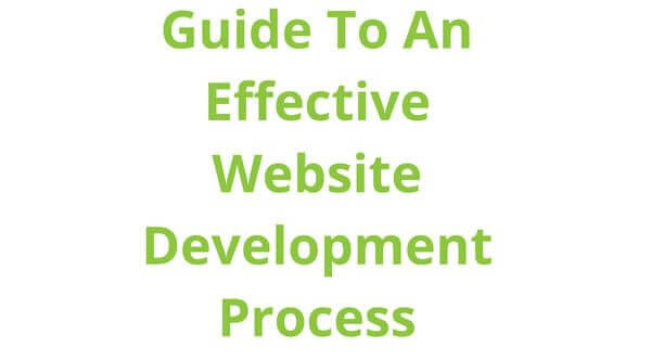 An Effective Website Planning Design And Development Process Design Tlc
