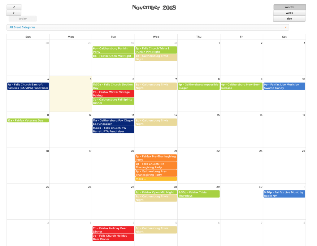 Listing Events and Calendars on Your Website: Best WordPress