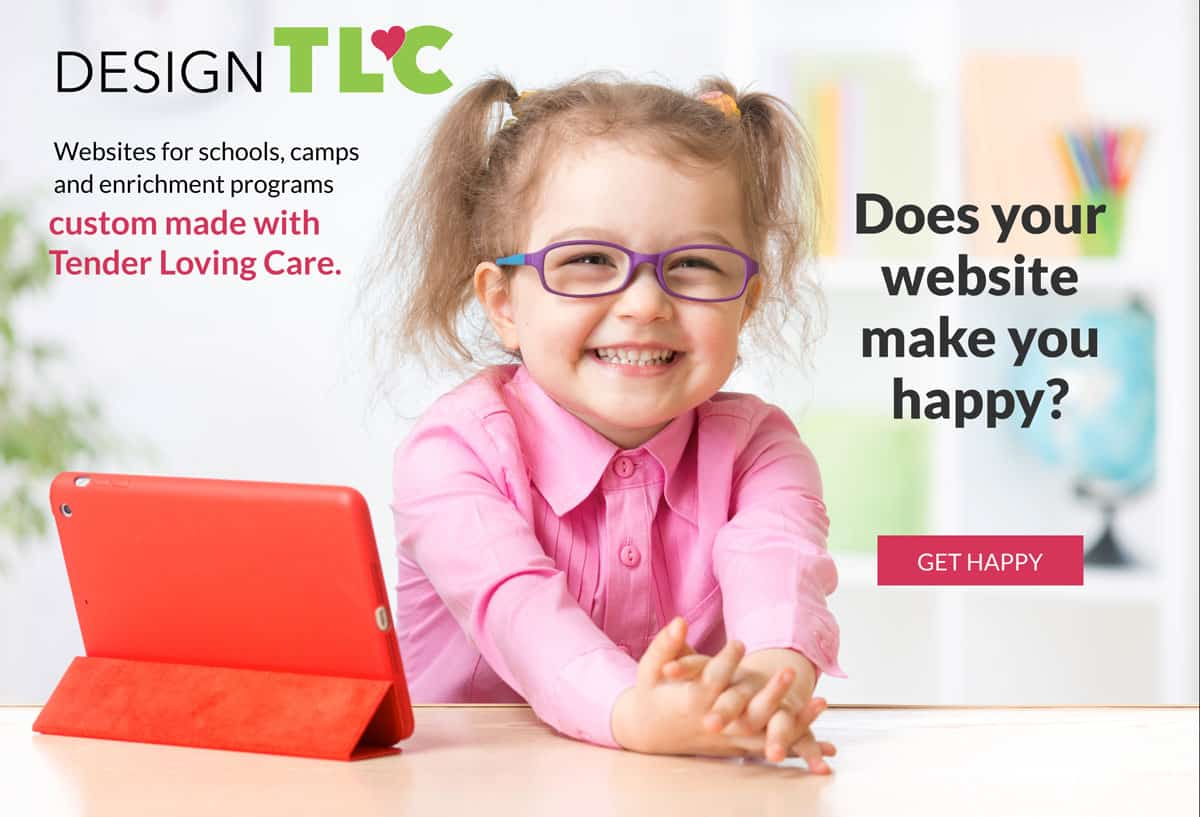 Design TLC website for schools