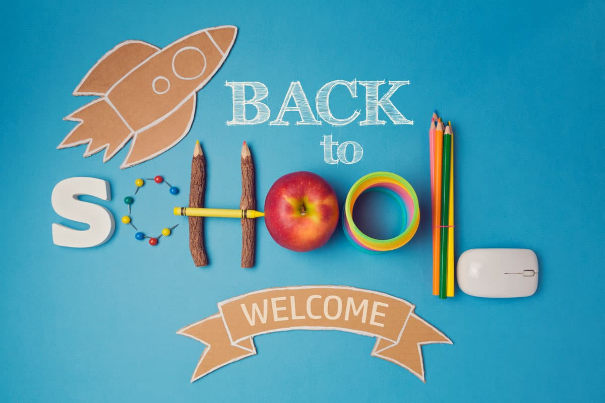 back to school website