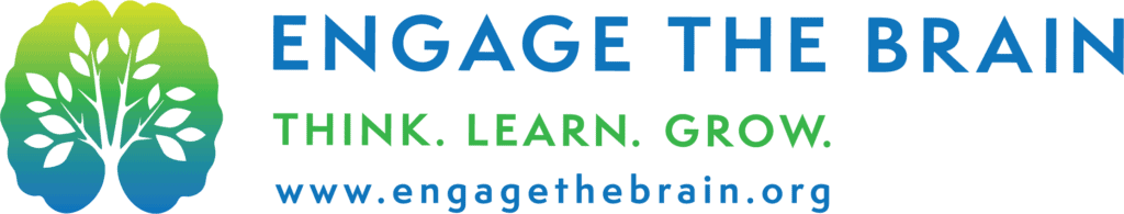 Old Engage The Brain logo