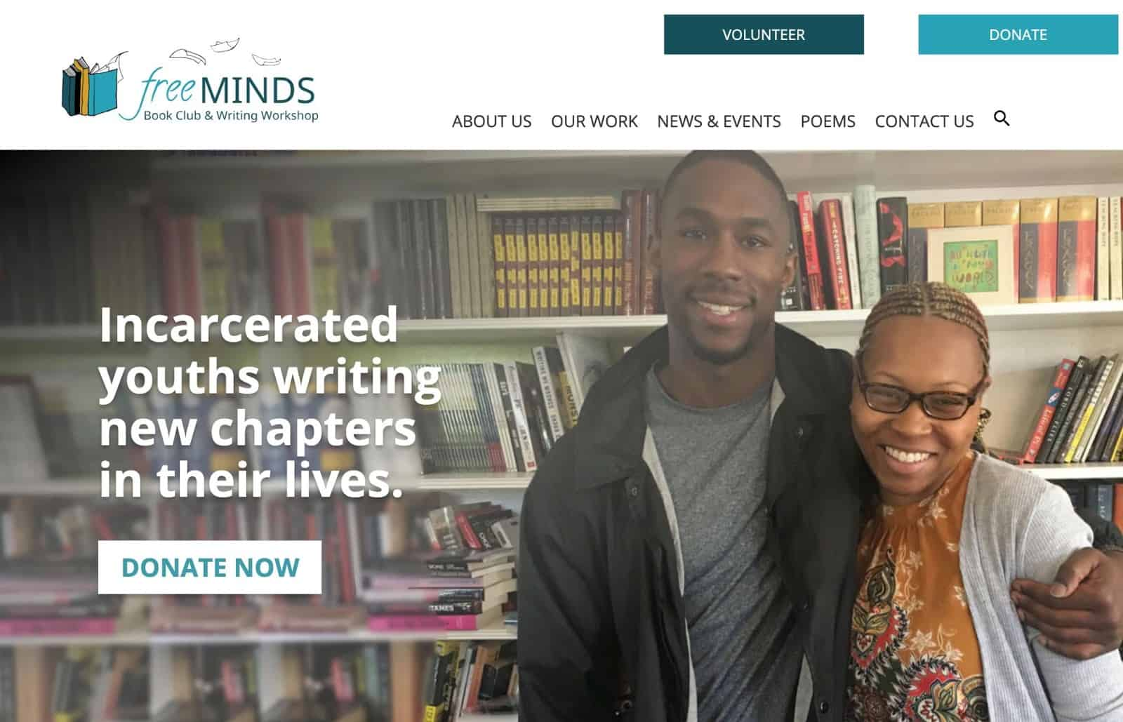 Free Minds Book Club & Writing Workshop for Incarcerated Youth 2021-04-10 at 6.04.00 PM